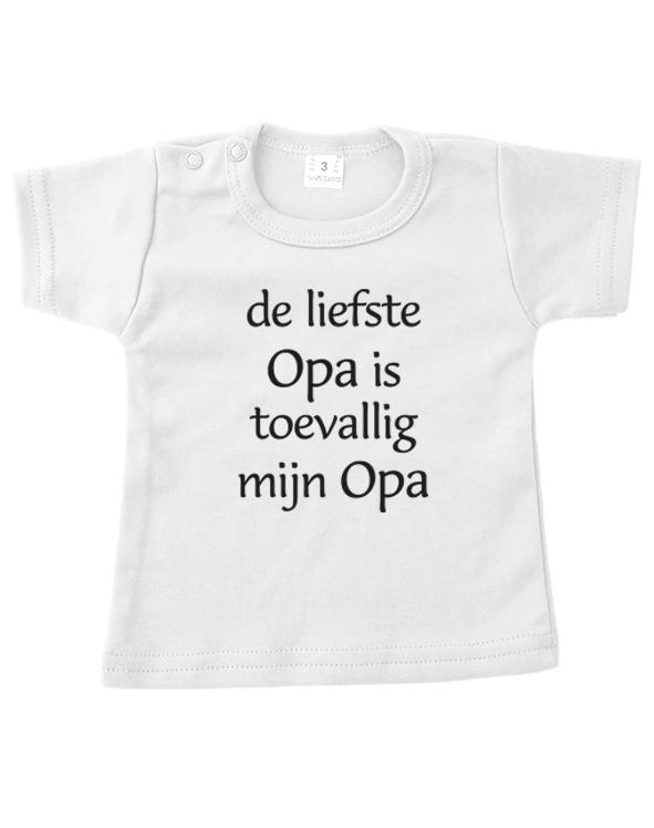 Ongebruikt Funny Tekst Kleding :: T-Shirts met tekst :: T-Shirt - De Liefste VG-11